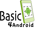 Basic4android mobile development